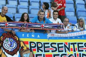 01 Recreativo, 0 - Real Zaragoza, 0